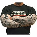 Biomechanical ME Tattoo Sleeves - APBMS