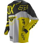 Yellow 360 Machina Jersey - 01018-005-XL