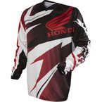 Youth Red HC Honda Jersey - 01078-003-S