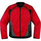 Red Anthem Jacket - 2820-2504