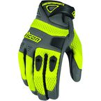 Hi-Vis Yellow Anthem Gloves  - 3301-1944