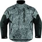 Bolt Gray Comp 8 RR Shell Jacket - 3120-1088
