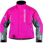 Womens Pink Comp 8 Jacket - 3121-0314