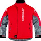Youth Red Comp 8 Jacket - 3122-0248