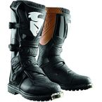 Black ATV Blitz Boots - 3410-1042