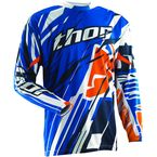 Blue Flux Shred Jersey - 2910-2790