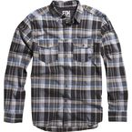 Black Brayden Long Sleeve Shirt - 03826-001-S