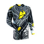 Youth Yellow Fusion Phase Jersey - 2912-1114