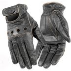 Womens Outlaw Vintage Leather Gloves - 091824