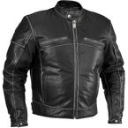 Rambler Vintage Leather Jacket - 093913