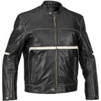 Victor Vintage Leather Jacket - 093220