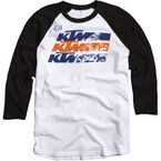 KTM Shadow Long Sleeve T-Shirt - 07379-058-M