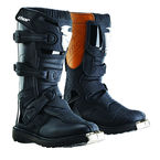 Youth Black Blitz Boots - 3411-0278