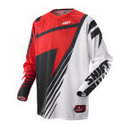 Satellite Red/Black Faction Jersey - 07238-055-M