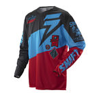 Slate Red/Black Faction Jersey - 07240-055-M