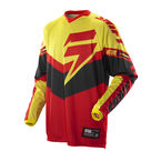 Legion Red/Yellow Strike Jersey - 07242-080-L
