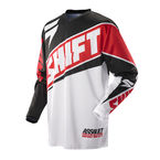 Race Red/White Assault Jersey - 07244-054-S