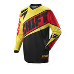 Youth Race Red/Yellow Assault Jersey - 07275-080-S
