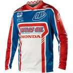 Blue/Red Team GP Air Jersey - 0724-3309