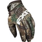 Realtree Xtra Camo Cold Cross Race Gloves