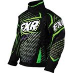 Green Echo Helix Jacket - 14115
