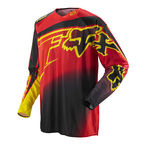 Red/Yellow 360 Flight Jersey - 06392-080-XL