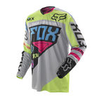 Green/Blue 360 Intake Jersey - 06393-148-XL
