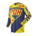 Yellow/Blue 360 Intake Jersey - 06393-586-S