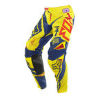Yellow/Blue 360 Intake Pants - 06399-586-30