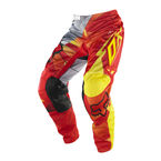 Youth Red/Yellow 180 Radeon Airline Pants - 07071-080-22