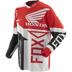 Red 360 Honda Jersey - 08300-003-S
