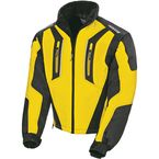 Black/Yellow Storm Jacket - 1404-034