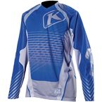 Blue/Gray Mojave Jersey - 3109-002-140-200