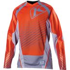 Orange/Gray Mojave Jersey (Non-Current) - 3109-002-160-400