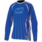 Blue/Gray Dakar Jersey - 3315-004-120-200