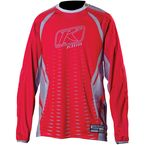 Red/Gray Dakar Jersey (Non-Current) - 3315-004-140-100