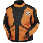 Black/Orange Trans Jacket - 331782