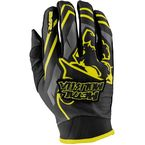 Black/Yellow Scout Metal Mulisha Gloves - 351689