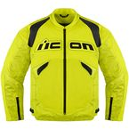 Hi-Viz Yellow Sanctuary Jacket - 2810-2437