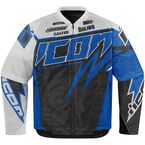 Blue Hooligan Spaztyk Jersey Jacket - 2820-2950