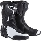 Womens Black/White Stella SMX-6 Boot - 2223114-12-36