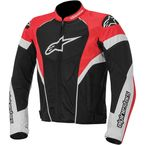Black/White/Red T-GP Plus R Air Jacket  - 3300614-123-L