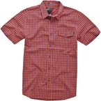 Orange Grapher Shortsleeve Shirt - 10143200040CL