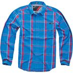 Blue Seven Long Sleeve Shirt  - 10143100272M