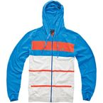 Blue Bellwood Zip Hoody - 101444001722X