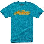 Blue Inverse Blaze T-Shirt - 10337601072iS