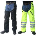 Nylon Reversible Hook Chaps - RHCKGS
