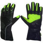 Hi-Viz Green Cold Duty Gloves - CDGGM