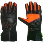 Hi-Viz Orange Cold Duty Gloves - CDGOM