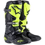 Black/Green RV2 Tech 10 Boot - 2010014-155-10